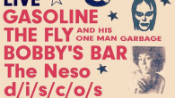 BOW WOW HOP  club   HEAVY SICK 2018/1/6 〈LIVE〉 GASOLINE THE FLY AND HIS ONE MAN GARBAGE BOBBY'S BAR The Neso d/i/s/c/o/s 〈DJ〉 Daddy-O-Nov RYO THE DYNAMAITE 〈OPEN/START〉18:00 〈DOOR〉2,000yen+1D