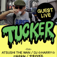 SUNDAY RAVEL 2018/5/13 sun open/start 16:00  3,000yen/w1d -guest live- TUCKER -djs- ATSUSHI THE WAN DJ ☆HARRY☆ mikibldg やまのぼる