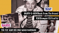 〈LIVE〉 Tokyo Cramps THE FLY AND HIS ONE MAN GARBAGE 非常のライセンス Hasil Nuts 竹花英就 a.k.a EL SOLISTA Fabulous Johnk Wray bobbys bar and more 〈DJ〉 DADDY-O-NOV(Back From The Grave) RIE(Stompin' Riffraffs) 〈OPEN/START〉18:00 〈ADV〉2,000yen+1D 〈DOOR〉2,500yen+1D ◆CLUB HEAVY SICK◆ B1 2-27-4 Nishihara Shibuya-ku Tokyo 03-3466-1445 club@heavysick.co.jp http://www.heavysick.co.jp/club