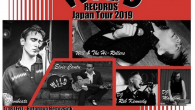 magnatonesにオルガンで参加します。 WILD RECORDS JAPAN TOUR 2019 —ROCKABILLY MAYHEM FROM L.A.— All Shows Feat. WILD RECs Artists: -WILL & THE HI-ROLLERS -ELVIS CANTÚ -THE DOWNBEATS & WILD RECORDS DJS: -REB KENNEDY -MAYBELLINE ********************************* FRIDAY 18TH JANUARY, 2019 RADIO HEAVY SICK Presents WILD RECORDS JAPAN TOUR: 東京編 DAY1 TOKYO, HATAGAYA CLUB HEAVYSICK OPEN/START: 19:30/20:00 ADV: 3000YEN + 1 Drink DOOR: 3500YEN + 1 Drink With: -SOUTA & THE BLITZ ATTACK BOYS -STOMPIN' RIFFRAFFS -MAGNATONES DJ: -ATSUSHI (ATTRACTIONS) [幡ヶ谷 CLUB HEAVY SICK] 東京都渋谷区西原2-27-4 B1 TEL. 03-3466-1445 *********************************