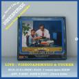"""The Secret Life of VIDEOTAPEMUSIC"" Release Tour in KAGAWA 日時:2019.10.21(月・祝日前) OPEN 20:00 場所:soundspace RIZIN'(高松市大工町7-1 B1) 料金:前売り2,500円 当日3,000円(共に別途ドリンク代500円) LIVE:VIDEOTAPEMUSIC , TUCKER DJ:EMO , Jimmie Soul"