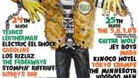 10/25(日)BACK FROM THE GRAVE presents HALLOWEEN BALL 2020  [BANDs] The 5,6,7,8′s (Streaming Limited From Outer Space) Guitar Wolf Jet Boys Mad3 Kinoco Hotel Tokyo Cramps The Minnesota Voodoo Men Vivian Boys Ed Woods The Let's Go's The Pringles Madppets [B.F.T.G DEE-JAYs] Jimmy Mashiko Daddy-O-N… OPEN 15:00 / START 15:00