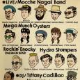 2019 2/16 Saturday  Authentic  Noise at Shibuya ROOTS Open 18:30 Start 19:00 ¥1500 plus one drink ーーーーーーーーーーーーーーーーーーーー LIVE/ MOCCHE NAGAI BAND (モッチェ永井、北野腹光男、 marinko、TUCKER 上野まこと) Mega munch oysters Rockin' Enocky one man band Hydro Stomoers ーーーーーーーーーーーーーーーーーーーー DJ/ Tiffany Cadillac NAOYA(bobby's bar) ーーーーーーーーーーーーーーー SHIBUYA ROOTS 渋谷区宇田川町11-6 渋谷宇多川KKビル3階 渋谷東急ハンズ前。mont-bell隣のビル。