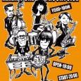 MAGNATONES with ROCKJUICE at MITAKA BAYOU GATE open 19:00 start 20:00 1500en + ONE drinkMAGNATONES with ROCKJUICE at BAYOU GATE