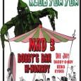 """2019 9.26 Back From The Grave at Miyako Zima Thu. 26th.September 2019 """"Monster of Klub Yum Yum """" Live : MAD3(Tokyo) Bobby's Bar(Tokyo) Hi-Nomady(Miyako Zima) カミソリズ(Miyako Zima) DJ: Daddy-O-Nov( BFTG) Reiko (Braces Soul Club) Kyoko(The Perrys) and more Open&Start 19:00 CHARGE 1,000YEN VENUE Miyakojima KLUB YUM YUM 沖縄県宮古島市平良下里790-1"""