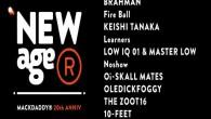 10.1SUNMACKDADDY 20th anniversary partyNEW AGE LIVE ACT : BRAHMAN / Fire Ball / Keishi Tanaka / Learners LOW IQ 01&MASTER LOW / Noshow / OLEDICKFOGGY Oi-SKALL MATES / THE ZOOT16 / 10-FEET and more… DJ ACT: MASTERPIECE SOUND / DJ KYOKO / HABANERO POSSE / HIKARU(BOUNTY HUNTER) / OHNO(FLJ/DBX) / YU (VIRGO/CHRONOMETER) and more… 12:00 / 13:00スタンディング前売り¥5,500 ※御入場の際に1ドリンク代として¥500をいただきます。 SMASH 03-3444-6751